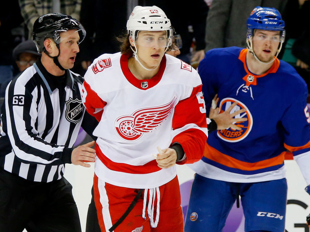 Bertuzzi feels misconduct that led to Islanders' comeback was undeserved
