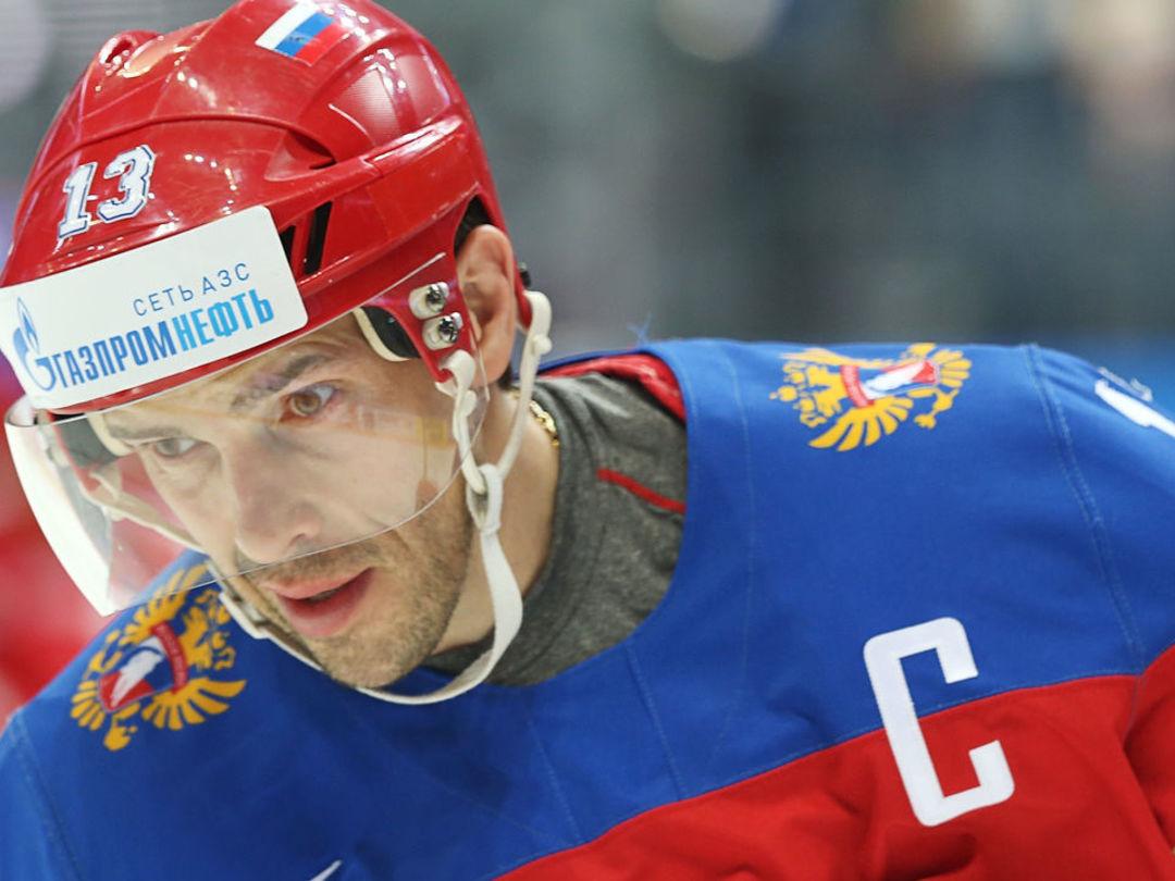 Datsyuk eyeing elusive Olympic gold to cap brilliant career