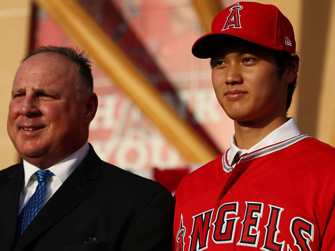 Scioscia: Ohtani will 'get the most looks as a pitcher'