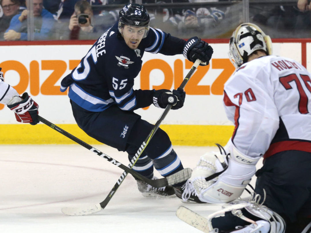 Rust shaken off: Scheifele shines in 3rd game since return from injury