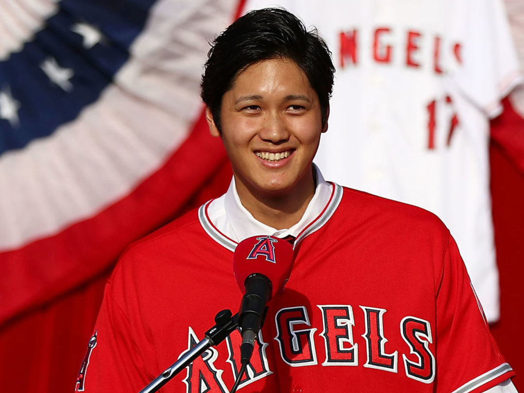 Scioscia: Ohtani available to pinch hit, pinch run on non-pitching days