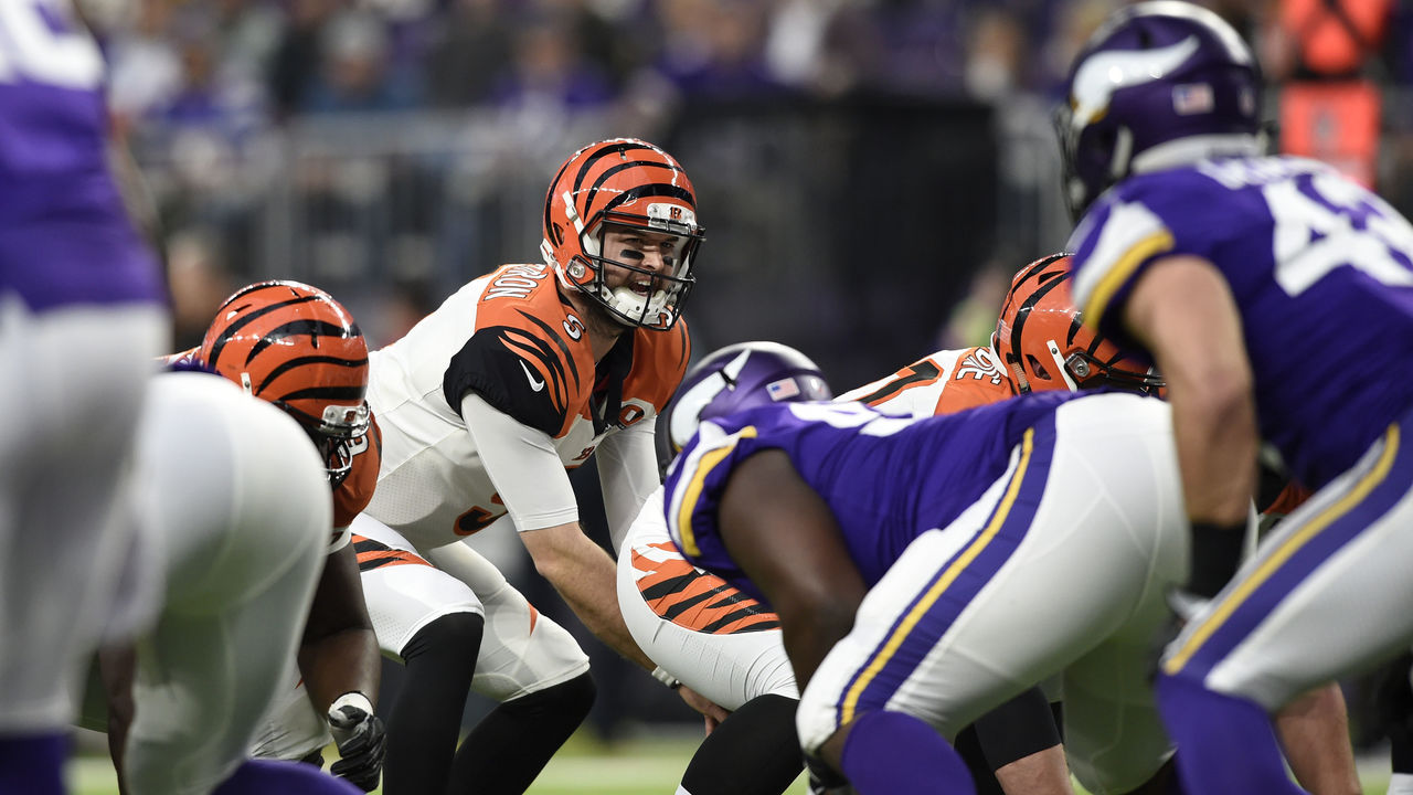 Report: Vikings expected to consider McCarron if unable to re-sign Keenum