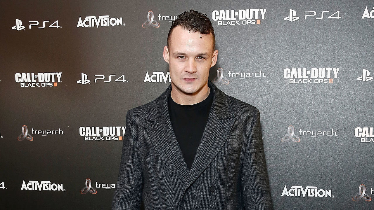 LONDON, ENGLAND - NOVEMBER 05: Joshua 'Josh' Herdman attends the Call of Duty Black Ops III launch at One Mayfair on November 5, 2015 in London, England.