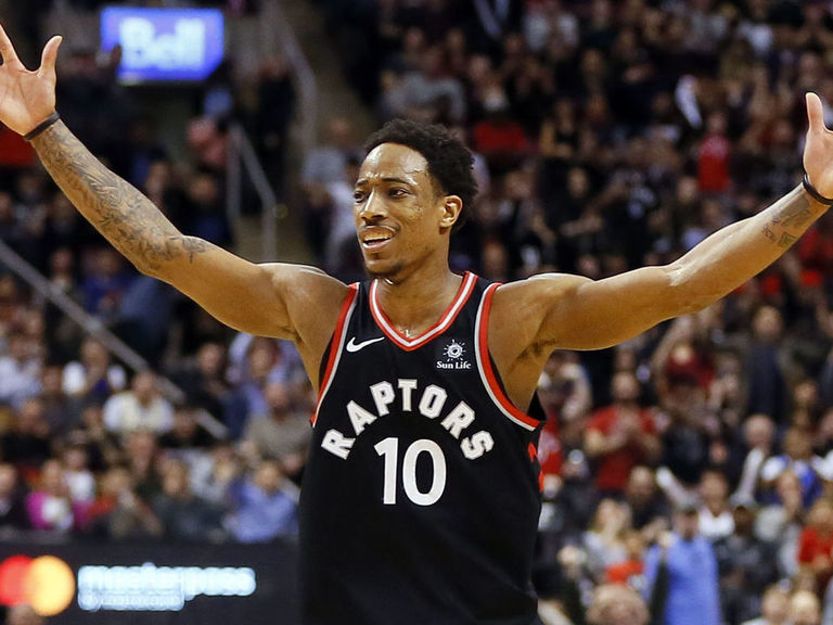 Raptors' DeRozan opens up about struggles with depression