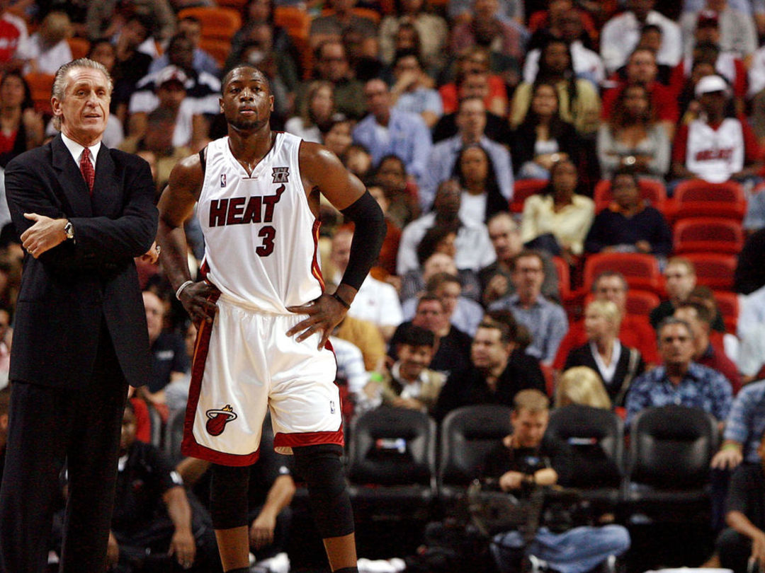 Wade: Riley being there in time of need paved way for Miami return