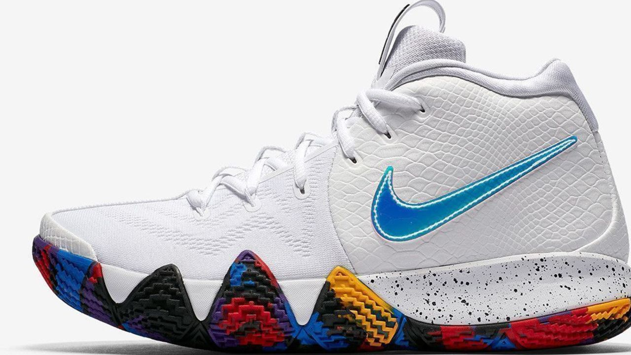 new style b17ed 8edcd Nike unveils March Madness colorways of Kobe A.D., Kyrie 4, PG 2    theScore.com