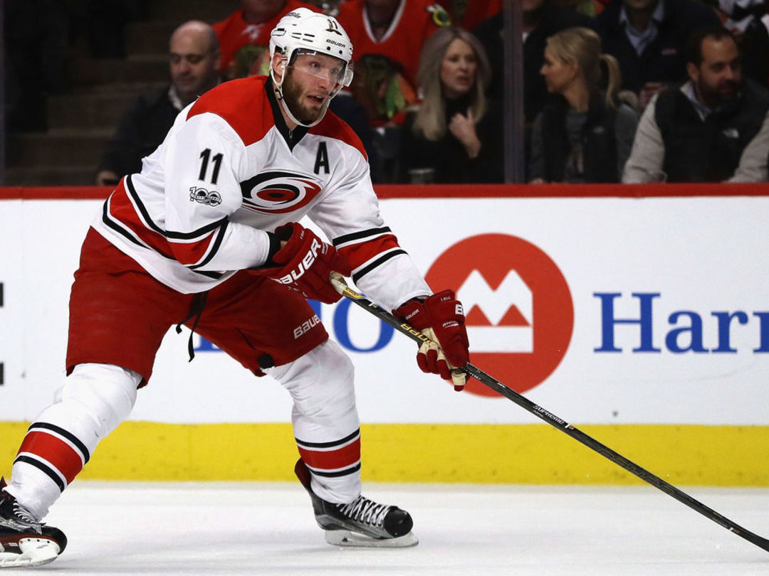 Jordan Staal thanks hockey world for support after passing of infant daughter