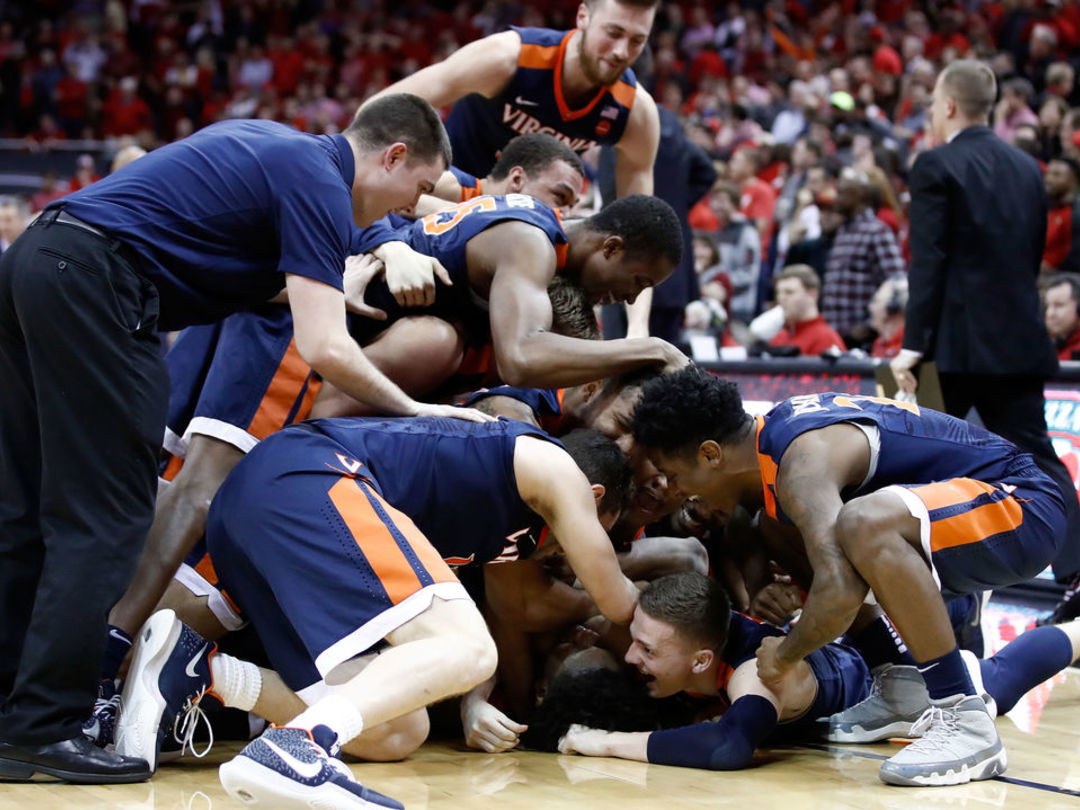 How the heck did Virginia escape upset at Louisville?