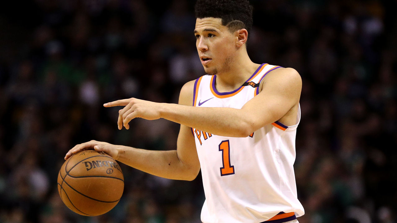 new arrival 00006 03267 Devin Booker gets shoutout from Drake on 'Astroworld' track ...
