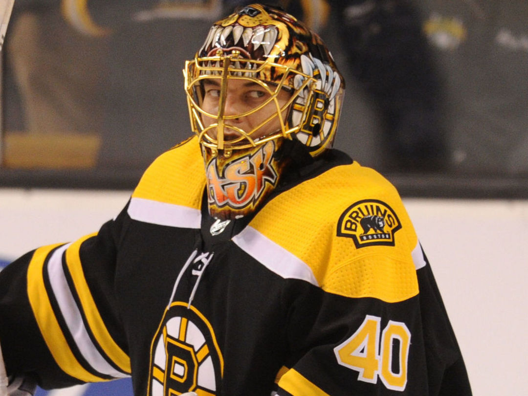 Rask dealing with minor injury, not expected to play Tuesday