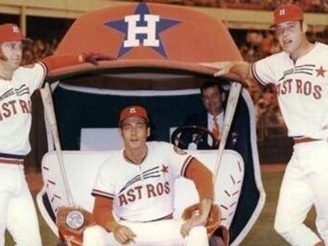 Gallery: Baseball's best bullpen carts through the years