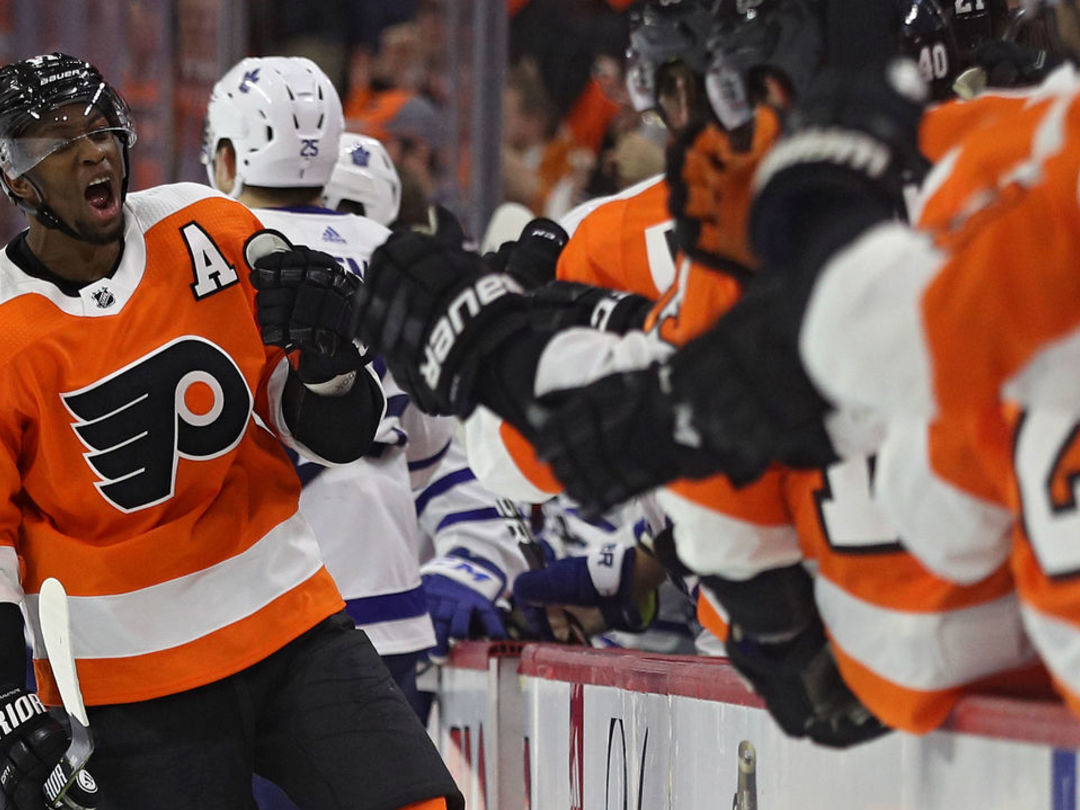 Flyers' Simmonds set to return Wednesday vs. Penguins