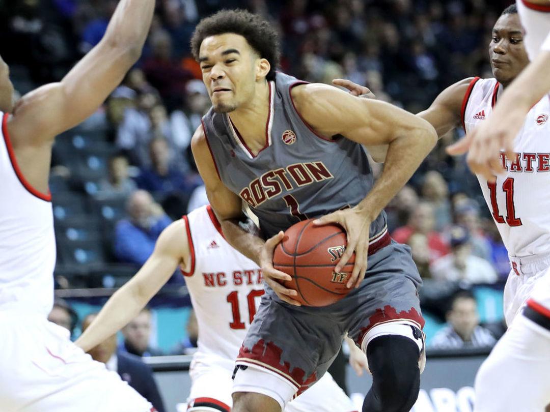 Boston College shocks NC State to reach ACC tournament quarterfinals