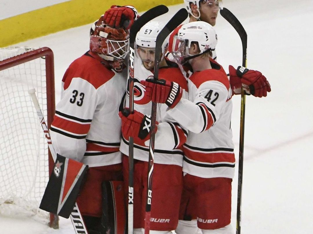 Canes' Darling: Return to Chicago a good time to get 1st win in almost a month