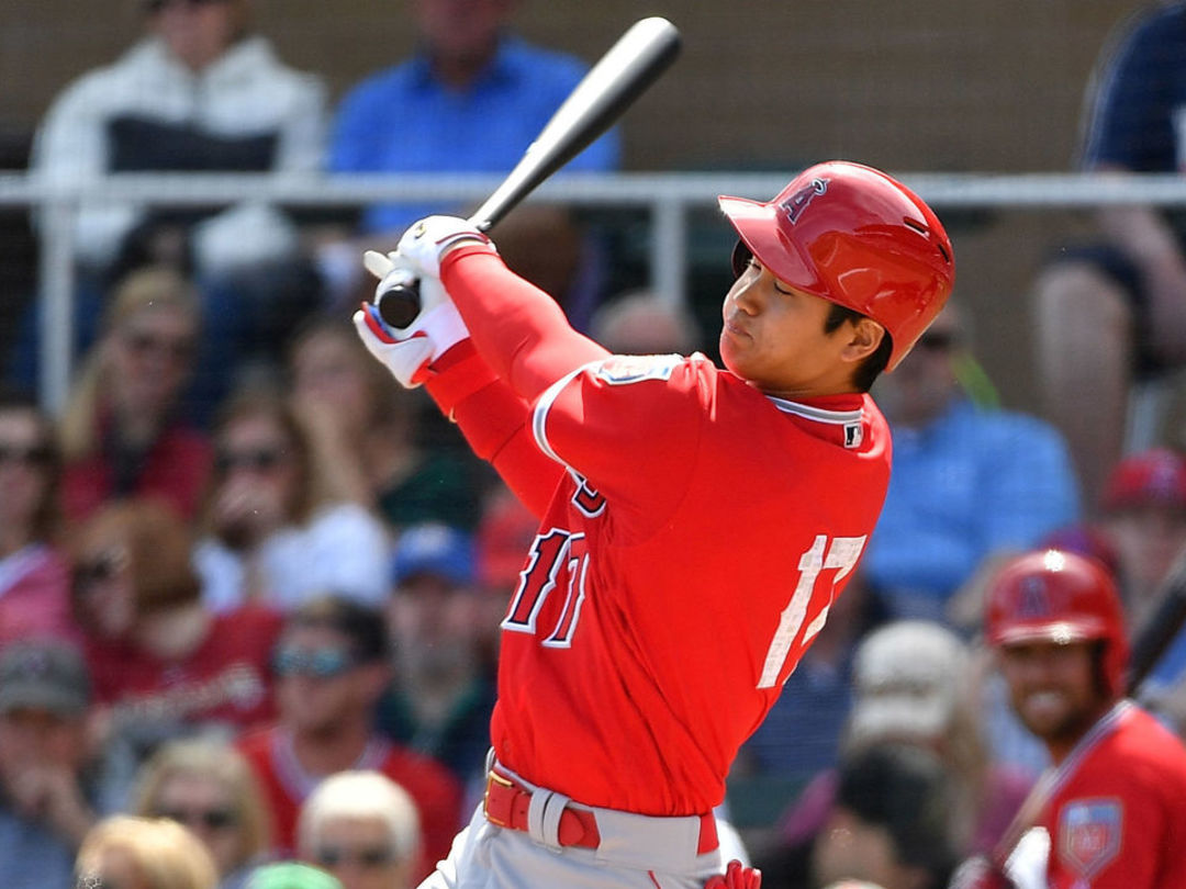 MLB scouts malign Ohtani's readiness at plate: He's basically a high school hitter