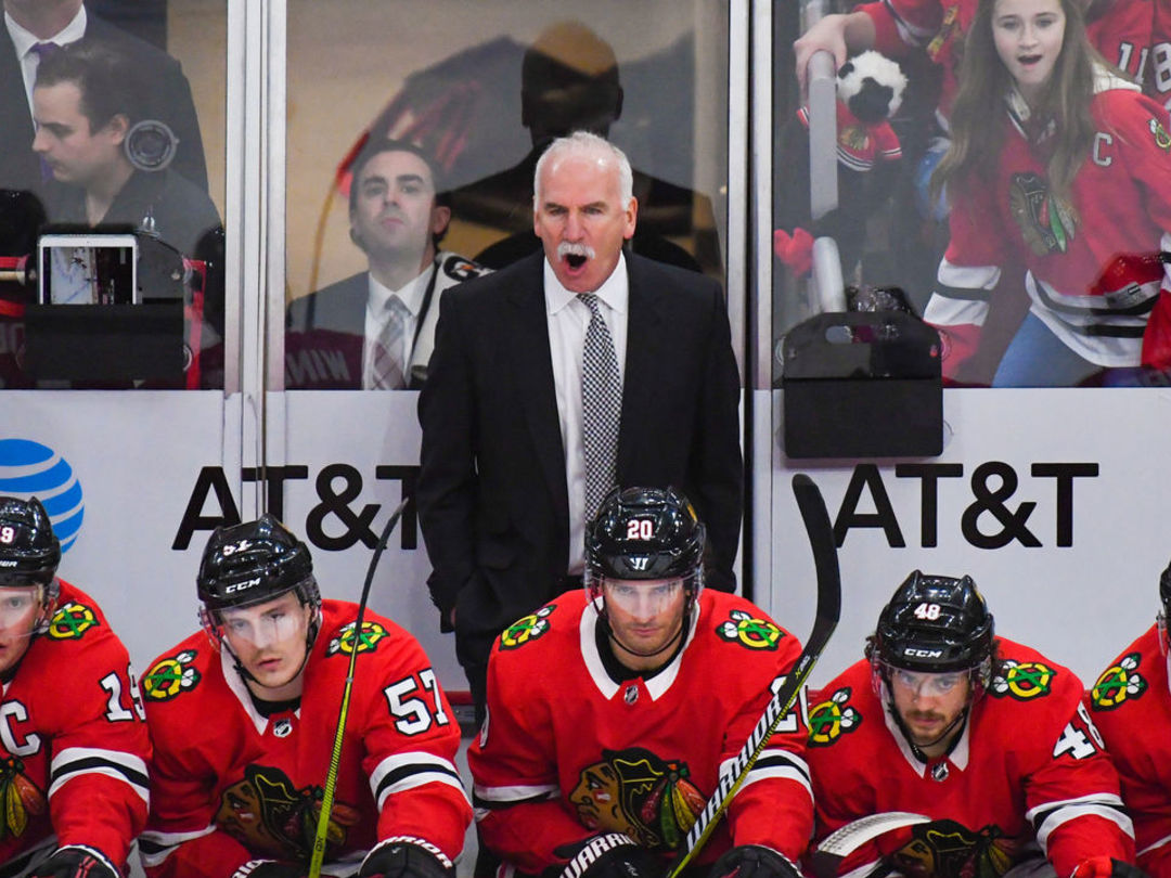 Quenneville passes Arbour for 2nd on NHL's all-time games coached list