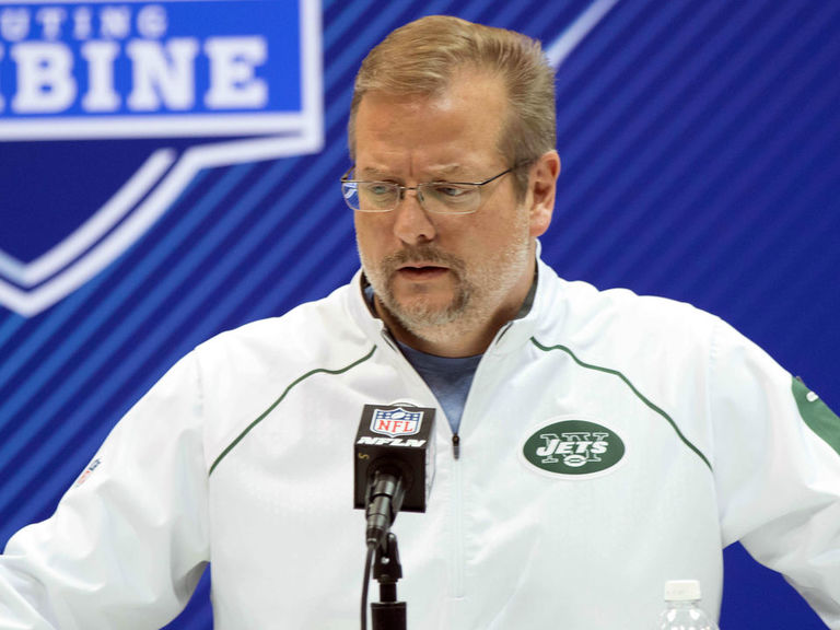 Jets acquire No. 3 overall pick from Colts in blockbuster trade