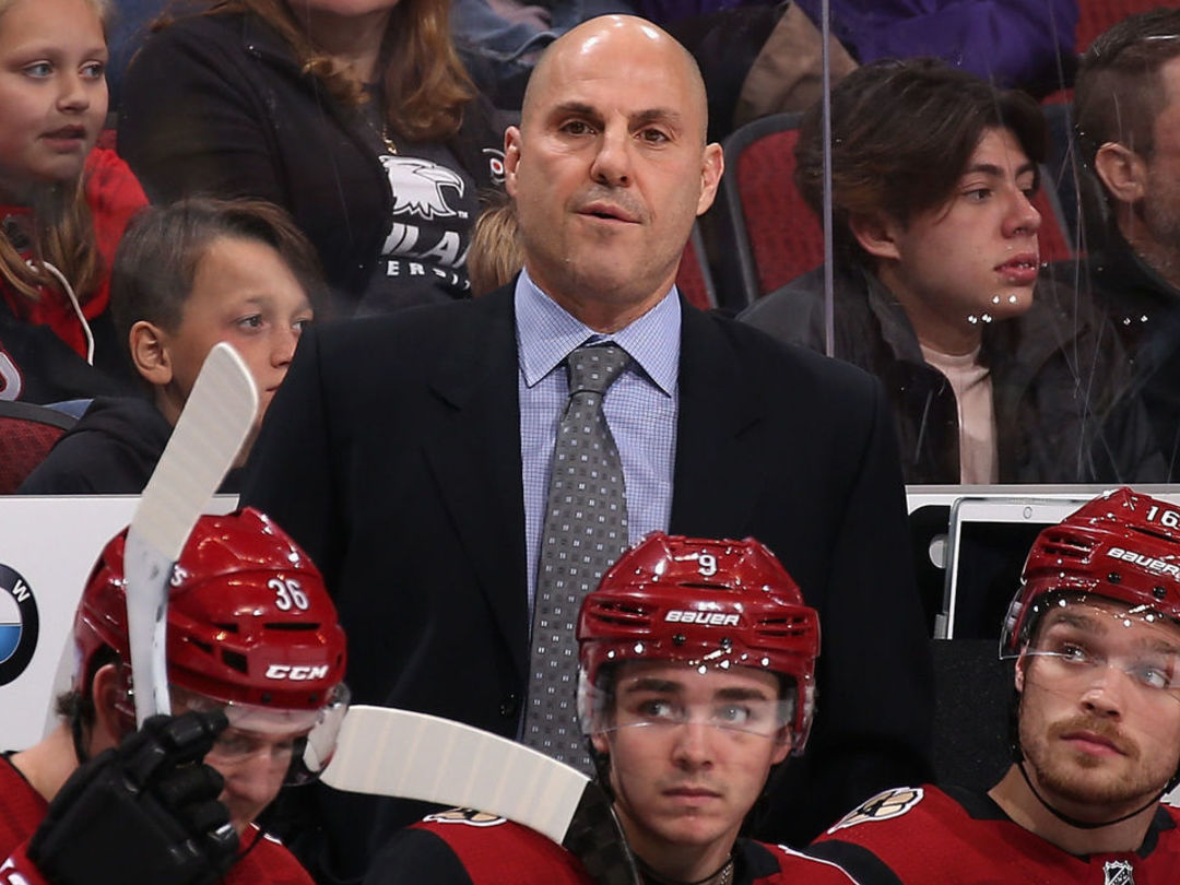 Coyotes' Tocchet to return after 1-game leave of absence
