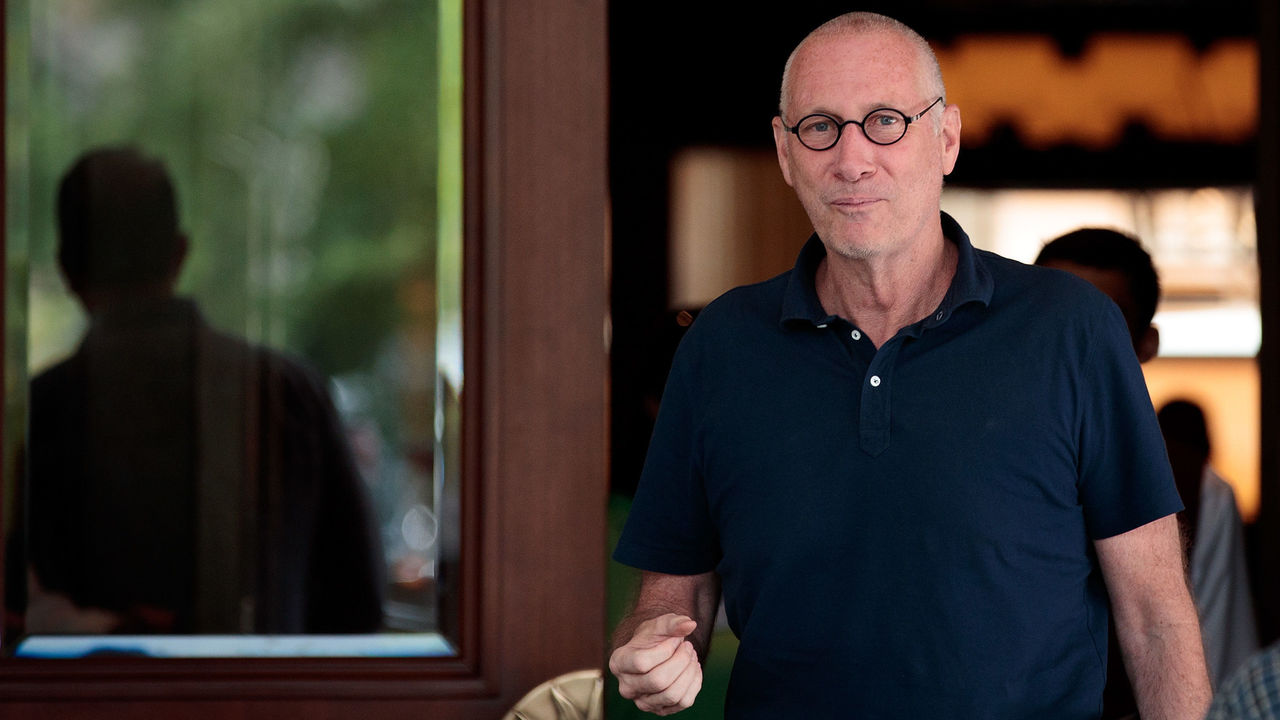 SUN VALLEY, ID - JULY 5: John Skipper, president of ESPN Inc., attends the annual Allen & Company Sun Valley Conference, July 5, 2016 in Sun Valley, Idaho. Every July, some of the world's most wealthy and powerful businesspeople from the media, finance, technology and political spheres converge at the Sun Valley Resort for the exclusive weeklong conference.