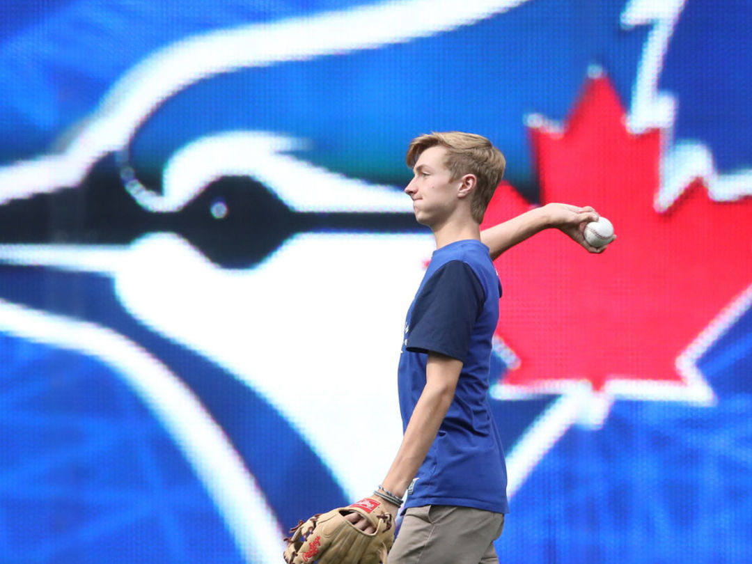 Roy Halladay's son to pitch against Blue Jays on Saturday