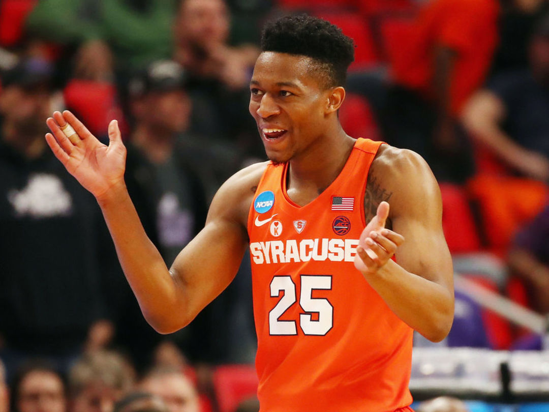 Syracuse tops TCU to advance again in NCAA tournament