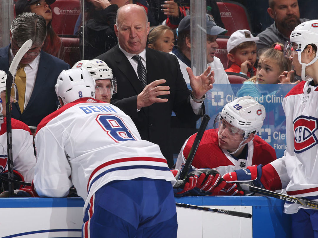 Canadiens set franchise record for road regulation losses