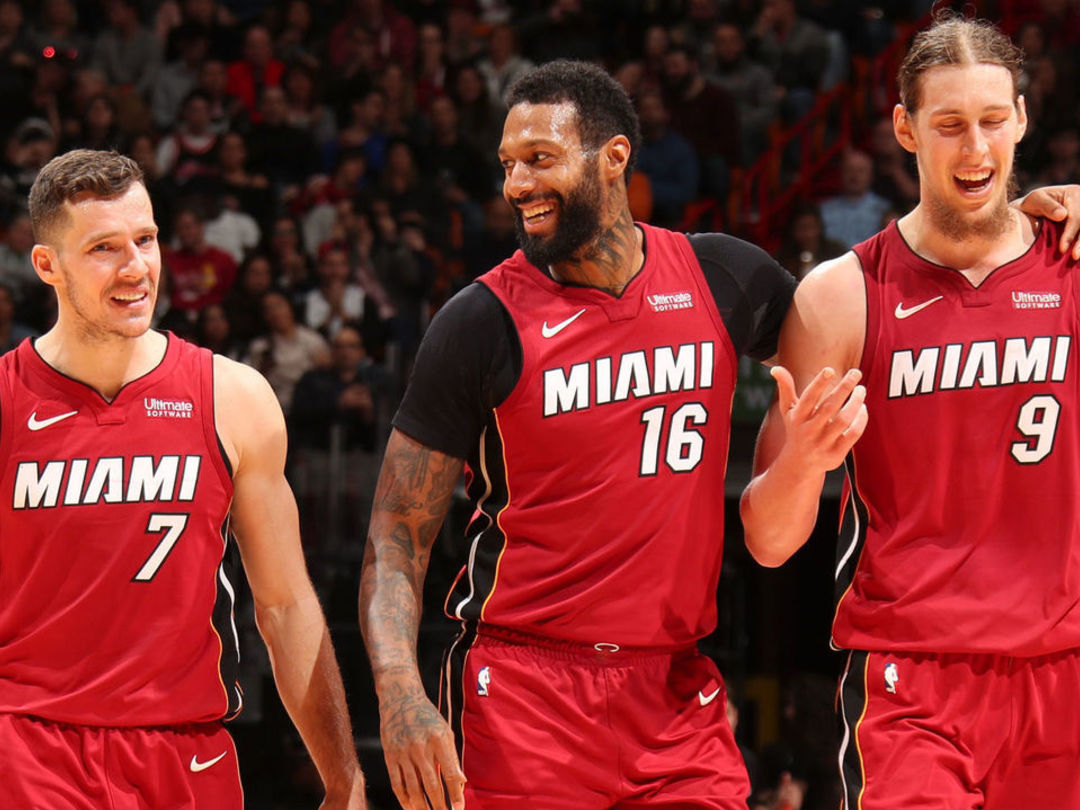 Heat beat Nuggets 149-141 in double-OT classic