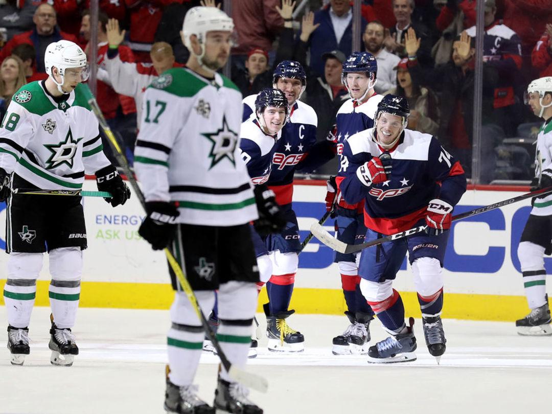 Playoff percentages: Stars, Devils take massive hits; Panthers make drastic gain