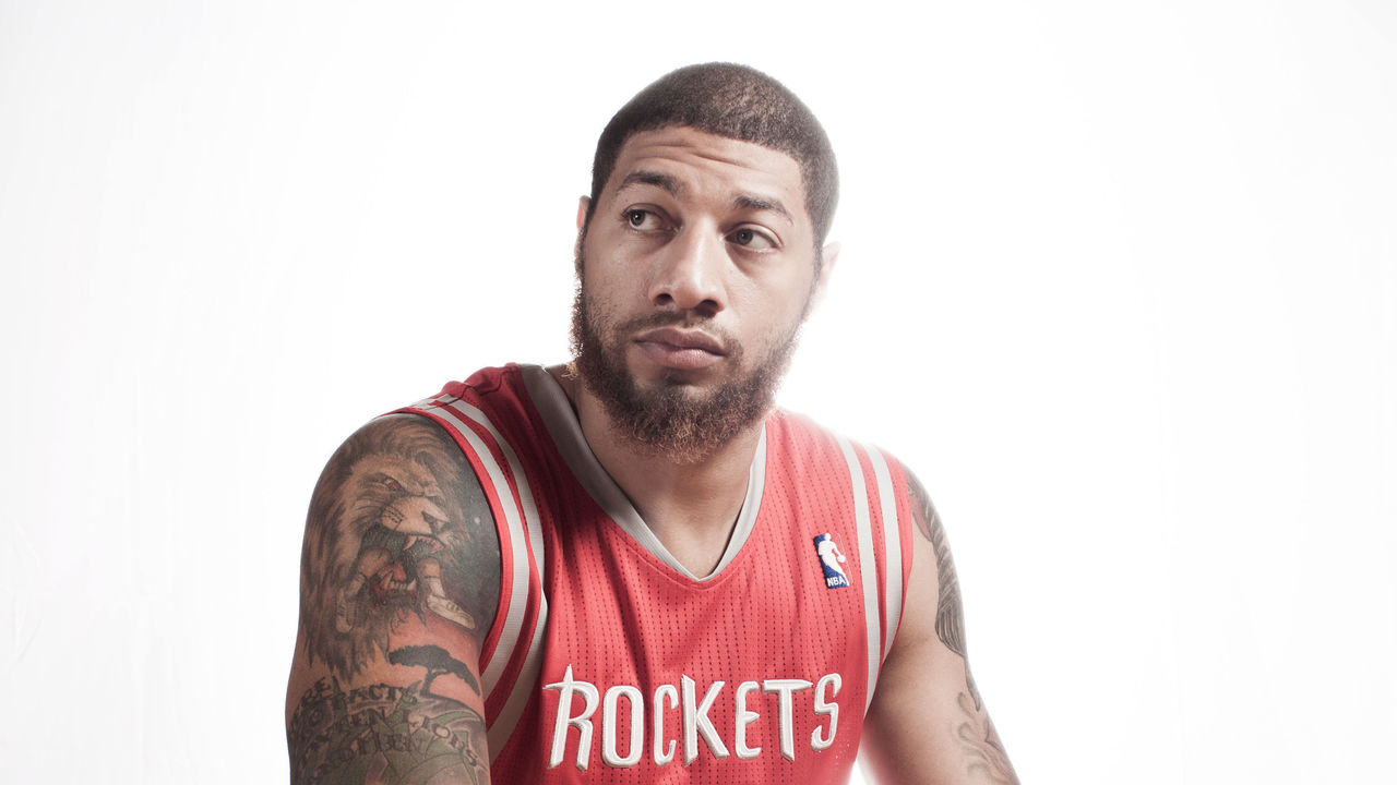 TARRYTOWN, NY - AUGUST 21: Royce White #30 of the Houston Rockets poses for a portrait during the 2012 NBA Rookie Photo Shoot at the MSG Training Center on August 21, 2012 in Tarrytown, New York. NOTE TO USER: User expressly acknowledges and agrees that, by downloading and/or using this Photograph, user is consenting to the terms and conditions of the Getty Images License Agreement.