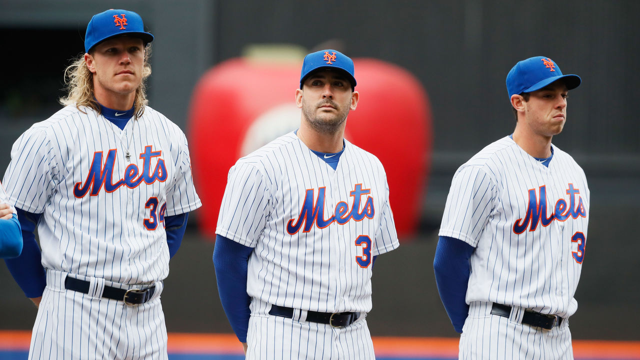7 days from opening day heres 7 things you need to know meet the mets meet the mets step right up and greet the healthy version of the mets days away from the beginning of the season it seems noah kristyandbryce Gallery