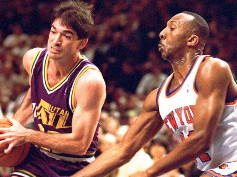 3823afac86 Happy birthday, John Stockton! Test your knowledge of the Utah Jazz legend    theScore.com