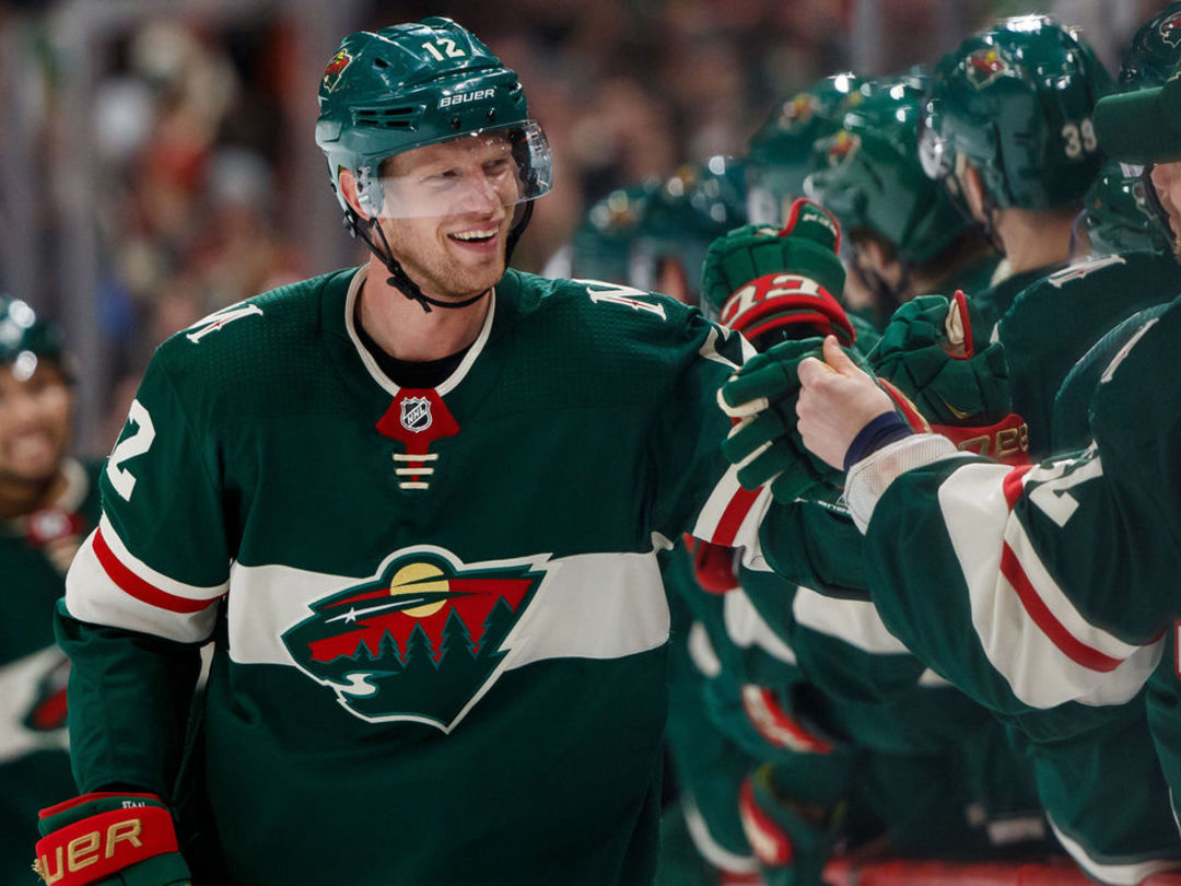 Eric Staal battled 'moments of doubt' en route to remarkable resurgence