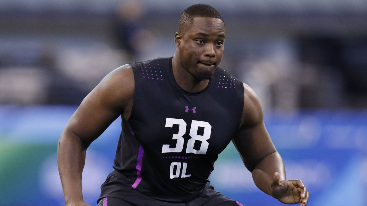watch 5c1b8 6f33e Ravens add to offensive line with Greg Senat in 6th round ...