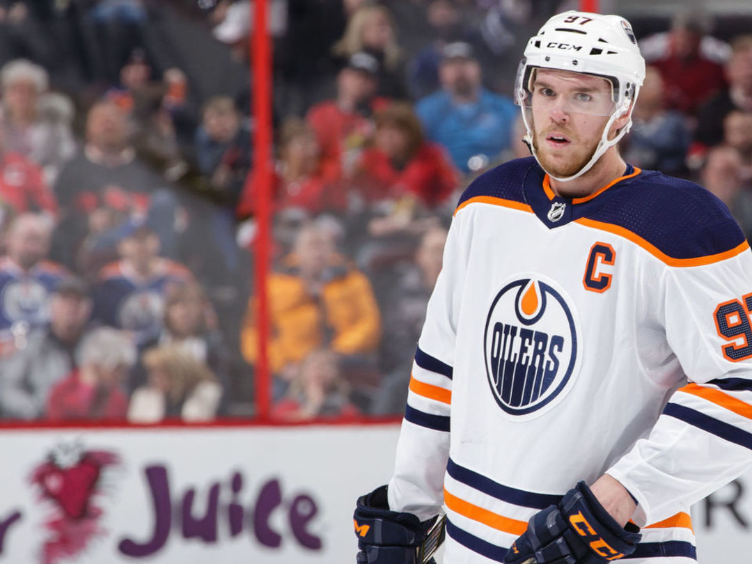 McDavid named NHL's 1st star for March as Hart Trophy race intensifies