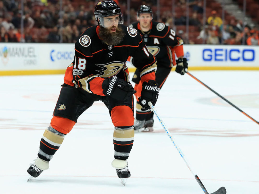 Ducks' Eaves won't return for playoffs due to Guillain-Barre syndrome