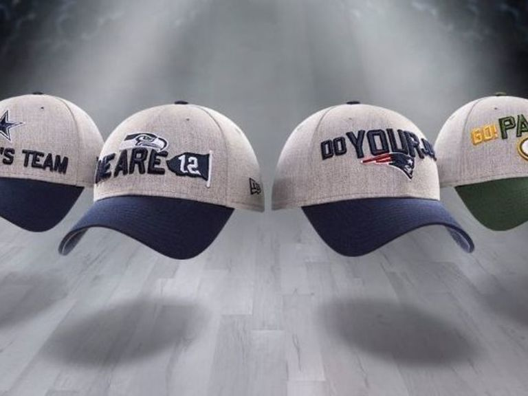 Ranking the 5 best and worst 2018 NFL Draft hats  c9019ec2cb2a