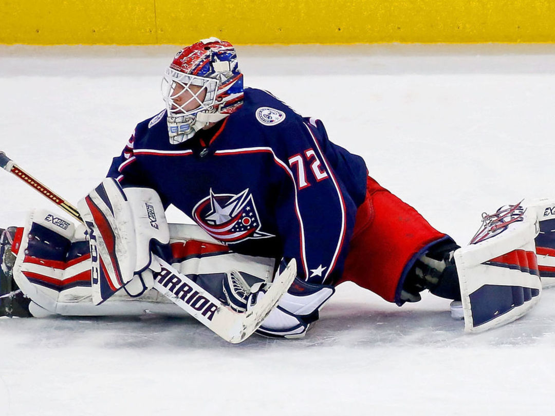 Why penalty kill is key to Bobrovsky, Blue Jackets rectifying playoff failures