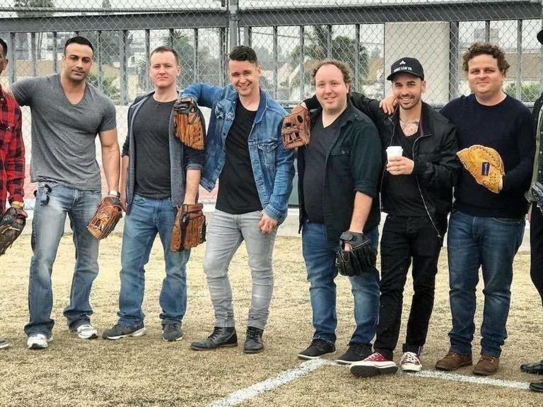 'The Sandlot' cast reunites for 25th anniversary