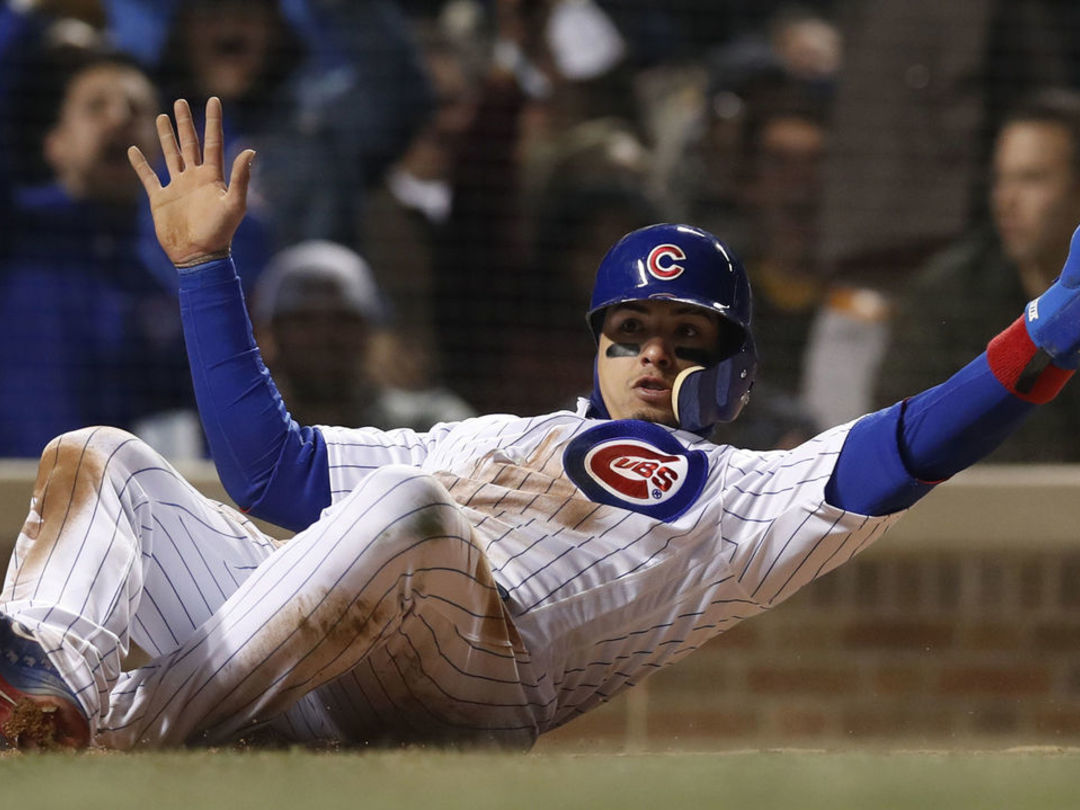 Cubs' Baez fires back at Hurdle's criticism: 'They can save it'