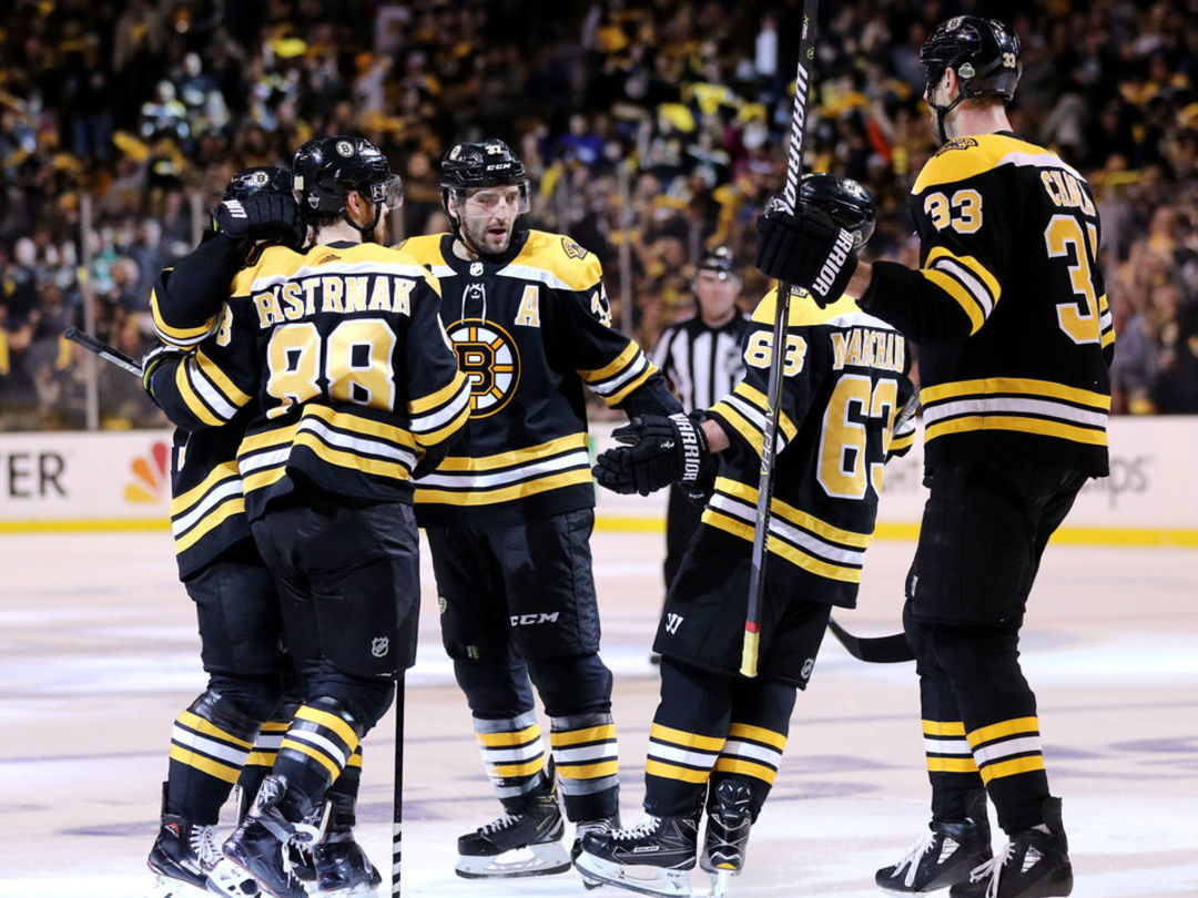 Babcock's solution to stopping Bruins' top line is right in front of him