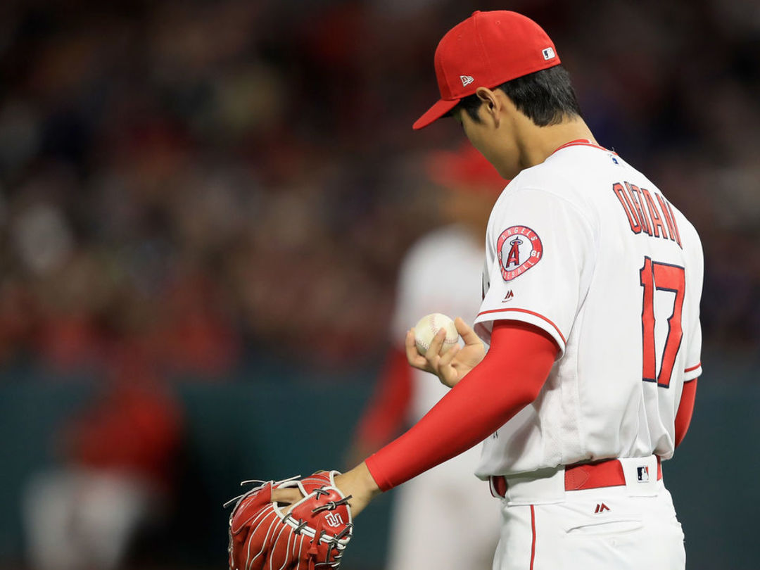 Ohtani won't pitch until weekend, could appear as DH before then