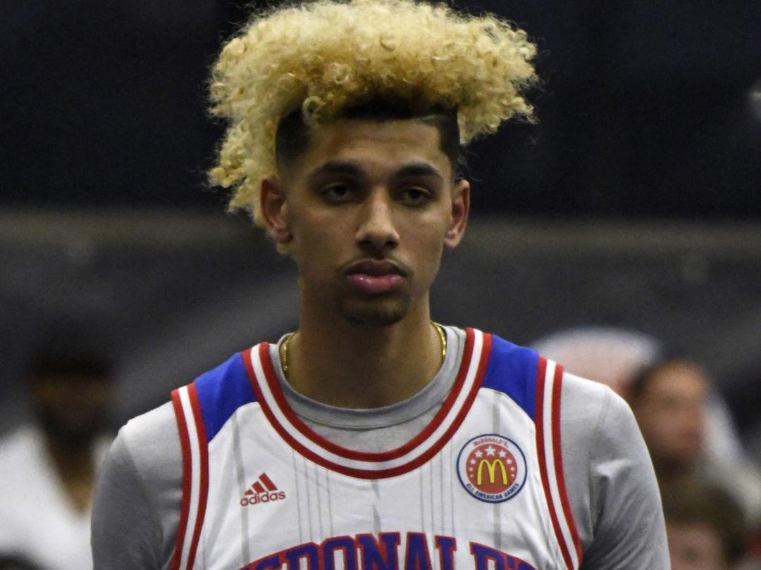 Former Louisville recruit tied to FBI probe, Bowen, entering NBA draft