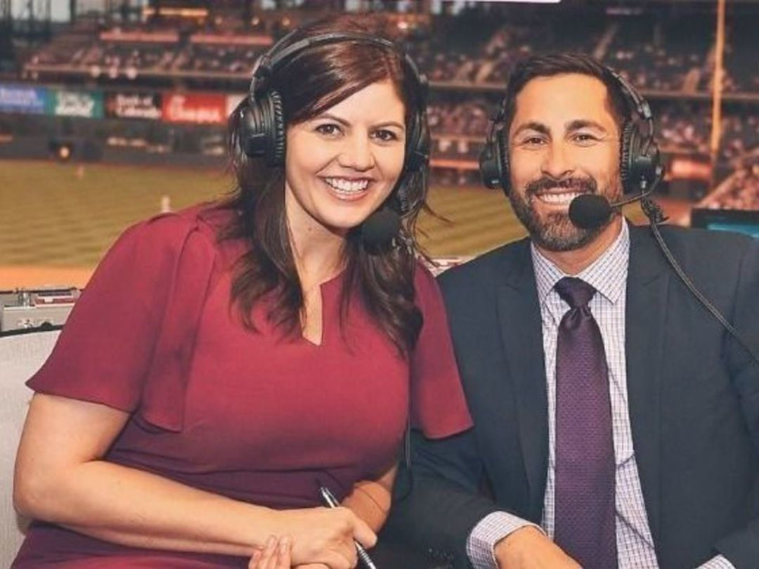 Jenny Cavnar becomes MLB's 1st female play-by-play announcer in 25 years