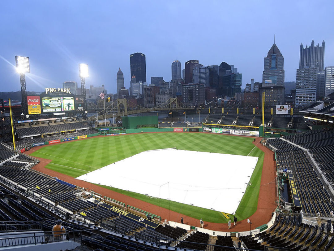 Pirates-Tigers postponed, doubleheader set for Wednesday