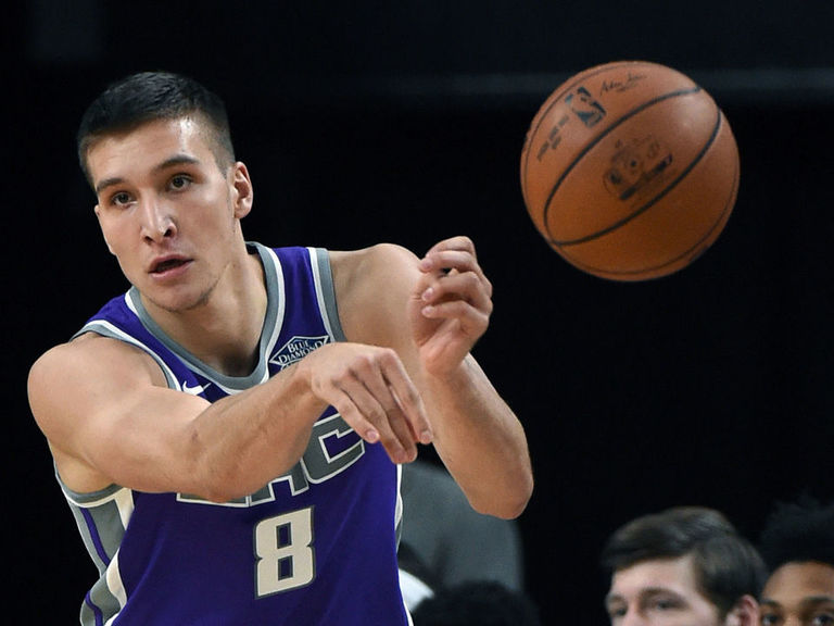 Bogdanovic: Kings have offered max extension but 'I don't want to rush