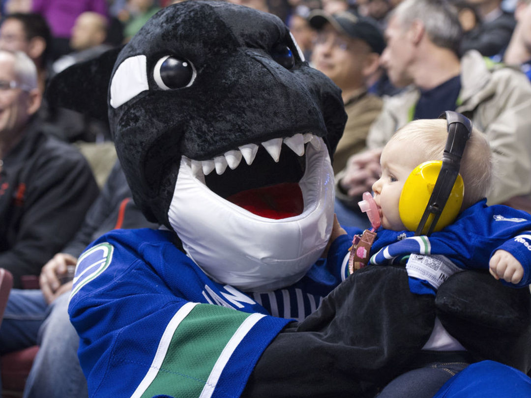 NHL denied Canucks' request to send mascot to draft lottery