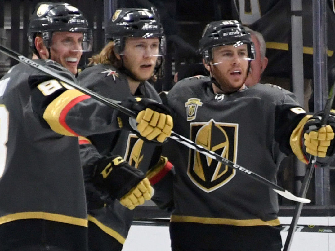 Watch: Golden Knights' OT goal overturned due to goaltender interference