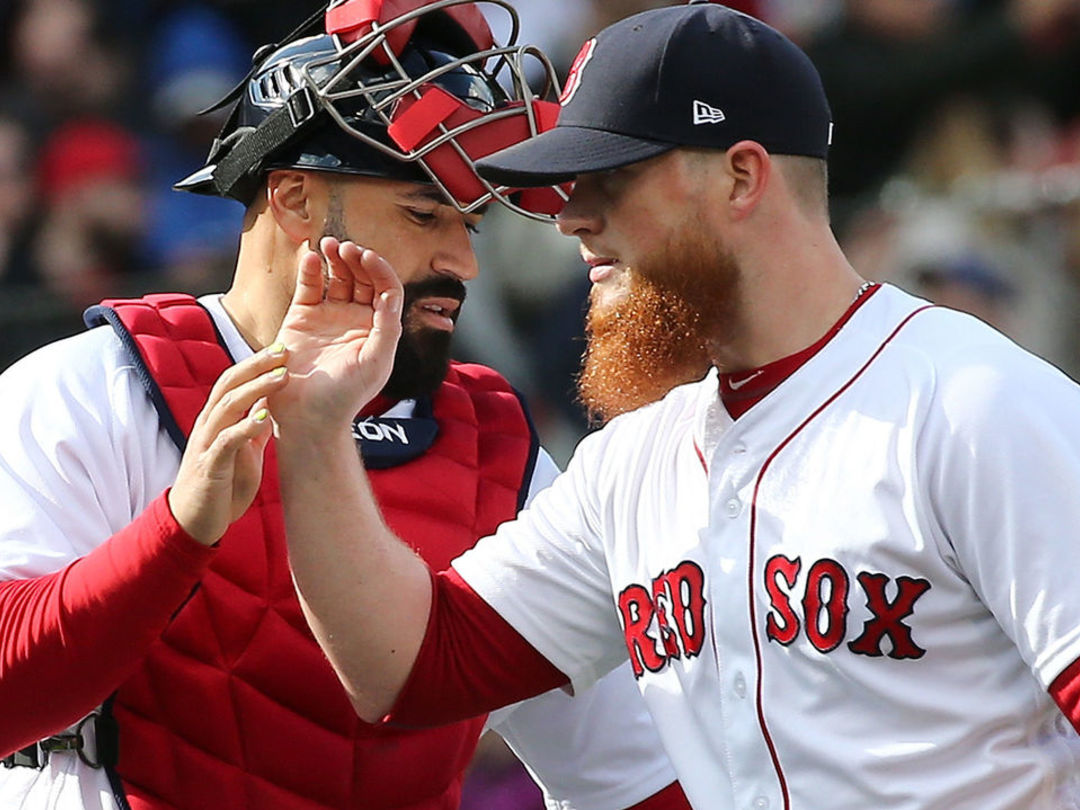8 is enough: Red Sox snap Rays' win streak