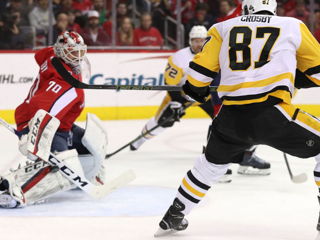 No goal: Penguins suffer from inconclusive evidence of puck crossing line