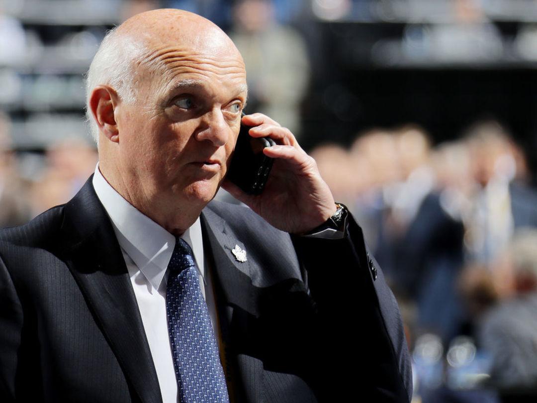 Lou Lamoriello will not return as Maple Leafs GM next season